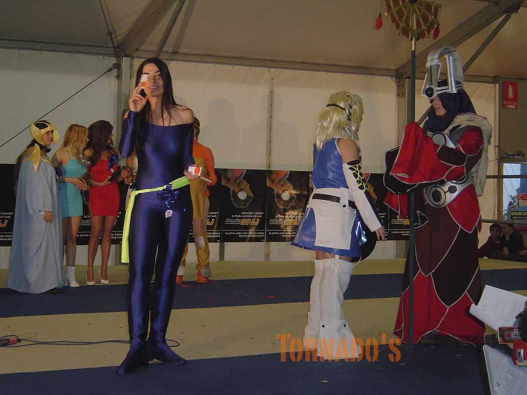 Festival del fumetto 2006 - 07
