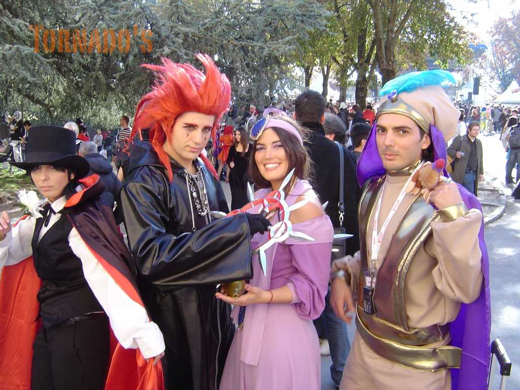 30 - Foto Cosplay 2007