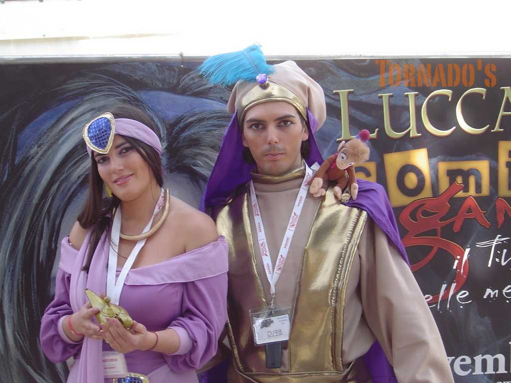 39 - Foto Cosplay 2007