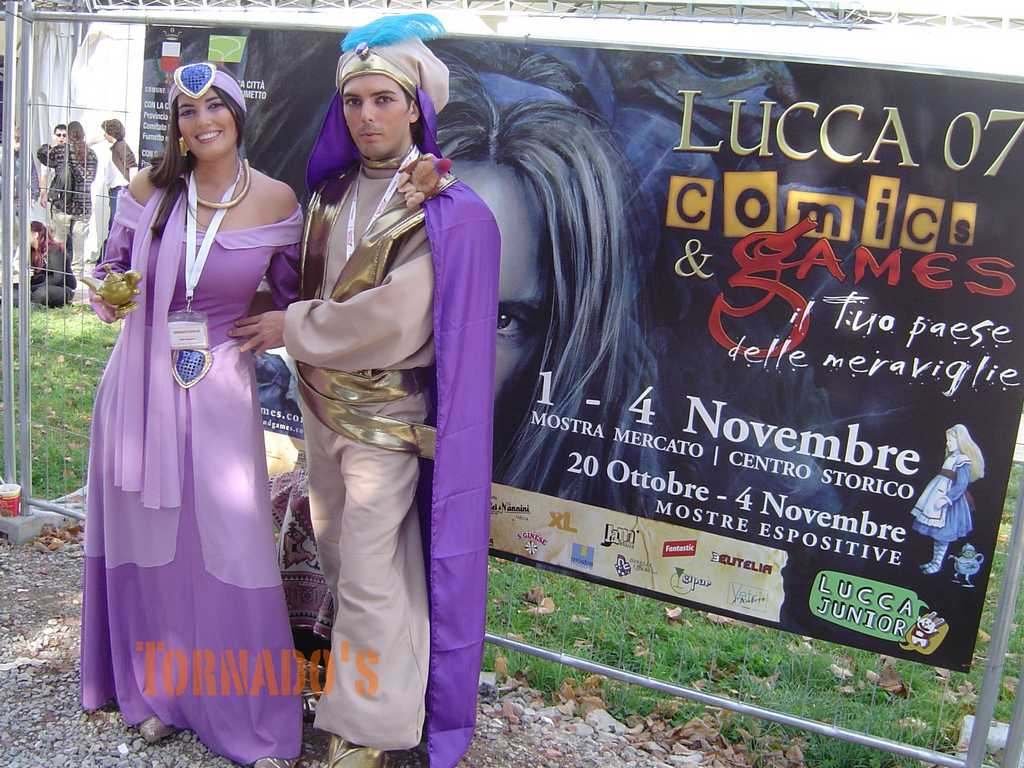 42 - Foto Cosplay 2007