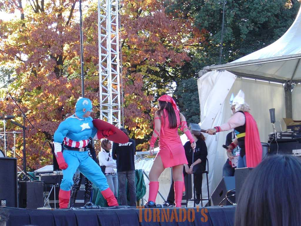 05 - Foto Cosplay 2007