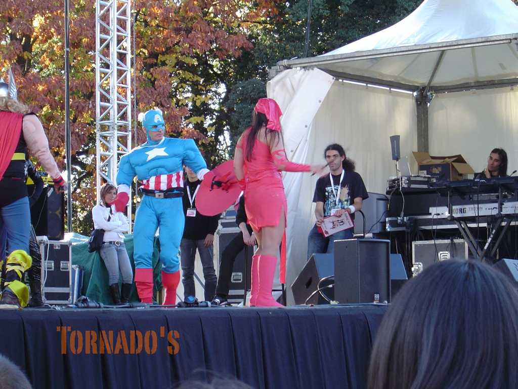 10 - Foto Cosplay 2007