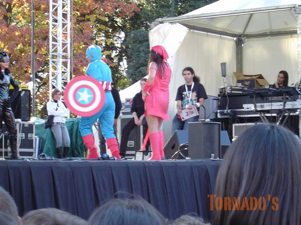 11 - Foto Cosplay 2007