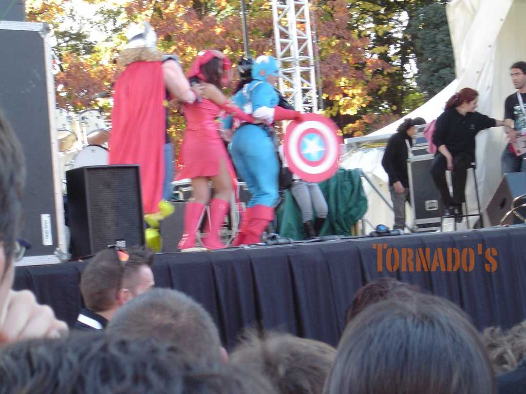 13 - Foto Cosplay 2007