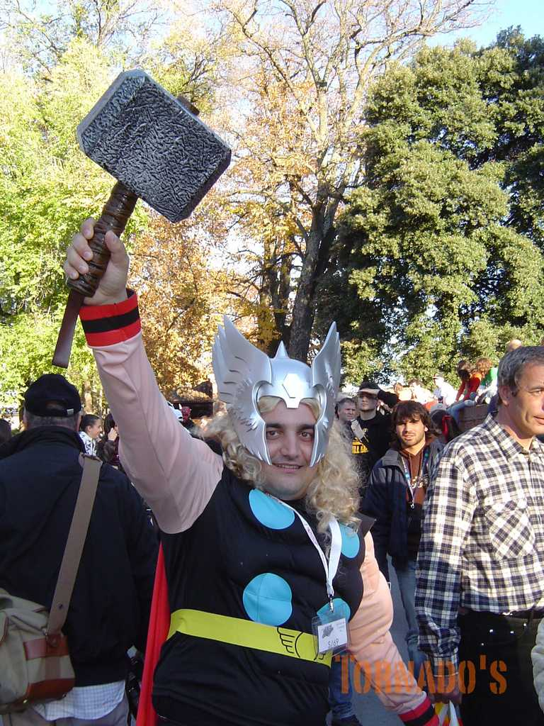 18 - Foto Cosplay 2007