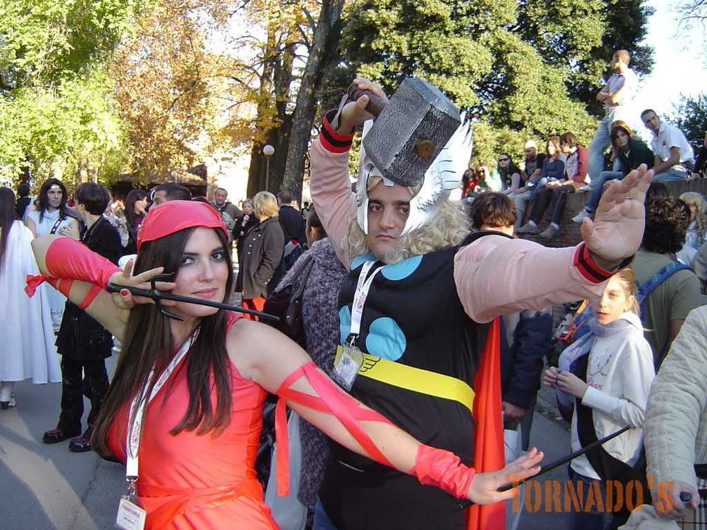 19 - Foto Cosplay 2007