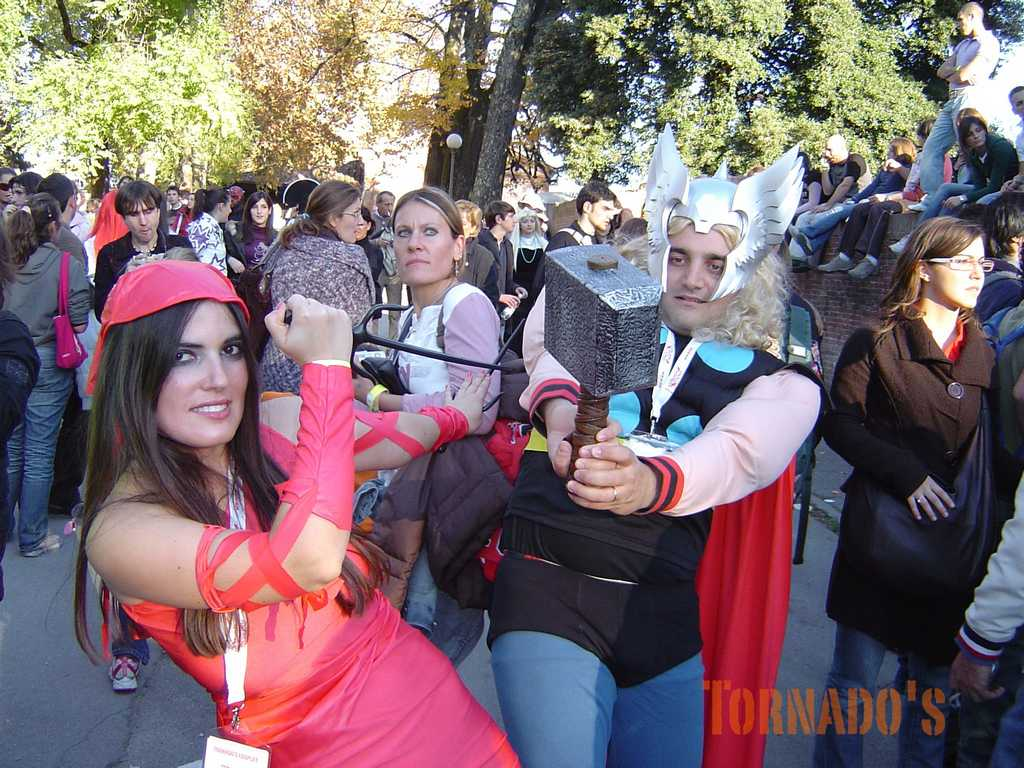 20 - Foto Cosplay 2007